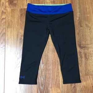 Under Armour Work Out Capris